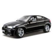 BMW X6 M - NEGRO ESCALA 1:18