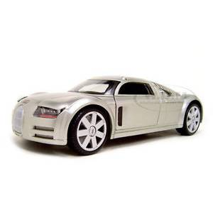 "AUDI SUPERSPORTWAGEN ""ROSEMEYER"" - PLATA"