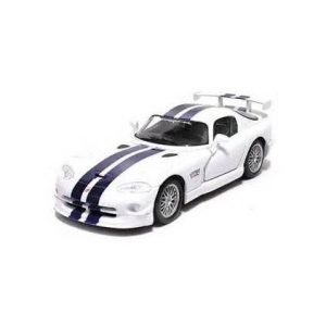 ESCALA 1:18 - DODGE VIPER GT2 - BLANCO