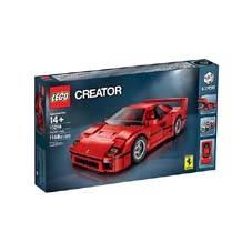 LEGO CREATOR 10248 - FERRARI F40 - 1158 PCS.