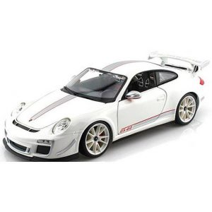 ESCALA 1:18 - PORSCHE 911 GT3 RS 4.0 - BLANCO