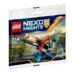LEGO 30373 - KNIGHTON HYPER CANNON - 43 PCS