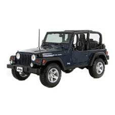 ESCALA 1:18 - JEEP WRANGLER RUBICON - AZUL