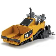 ESCALA 1:50 - ASFALTADORA CAT AP655D - CONSTRUCCION