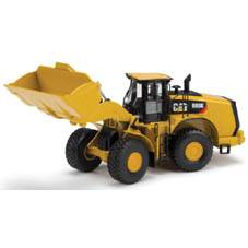 ESCALA 1:50 - CARGADOR FRONTAL CAT 980K
