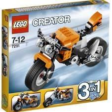 LEGO CREATOR - STREET REBEL