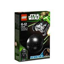 LEGO 75008 STAR WARS - TIE BOMBER & ASTEROID FIELD
