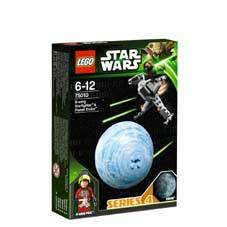 LEGO 75010 STAR WARS - B-WING STARFIGHTER & PLANET ENDOR
