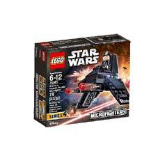75163 - KRENNIC'S IMPERIAL SHUTTLE MICROFIGHTER - SERIES 4 - 78 PCS