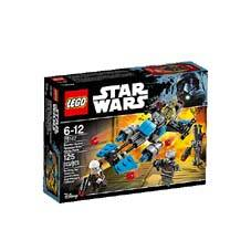 LEGO 75167 - BOUNTY HUNTER SPEEDER BIKE BATTLE PACK - 125 PCS