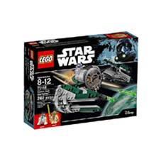 LEGO 75168 - YODA'S JEDI STARFIGHTER - 262 PCS