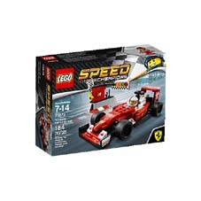 LEGO 75879 SPEED CHAMPIONS - SCUDERIA FERREARI SF16-H - 184 PCS.