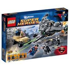 LEGO 76003 SUPER HEROES - SUPERMAN : BATTLE OF SMALLVILLE