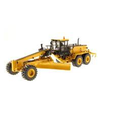 ESCALA 1:50 - MOTONIVELADORA CATERPILLAR 24M