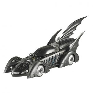 ESCALA 1:18 - BATMAN FOREVER BATMOBILE - NEGRO