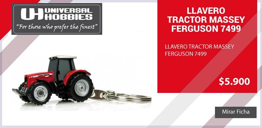 TRACTOR MASSEY FERGUSON 7499