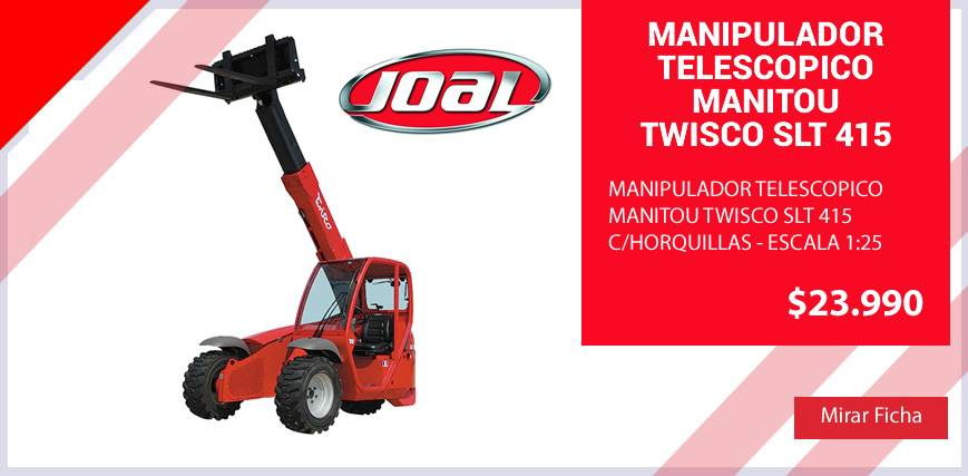 MANITOU TWISCO SLT 415