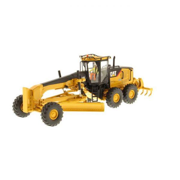 85189 ESCALA 1:50 – MOTONIVELADORA CAT 14M DIECAST MASTERS CASANOVA SCALE MACHINES