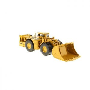 85297 ESCALA 1:50 - CARGADOR FRONTAL BAJO PERFIL CAT R3000H DIECAST MASTERS MINIATURA CASANOVA SCALE MACHINES