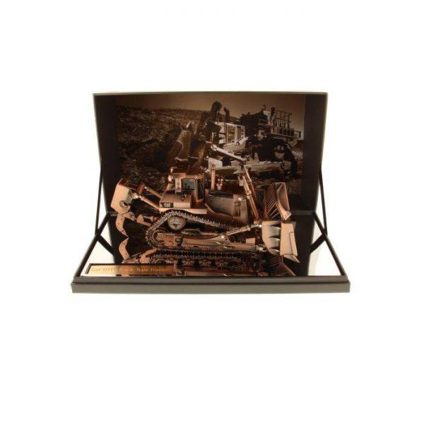 85517 CAT D11T TRACK TYPE TRACTOR – ACABADO DE COBRE