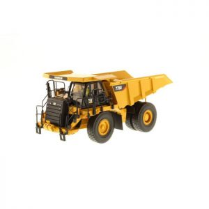 ESCALA 1:50 - CAMION CAT. 775G OFF-HIGHWAY TRUCK DIECAST MASTERS CASANOVA SCALE MACHINES
