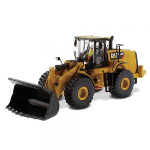 85927 ESCALA 1:50 - CARGADOR FRONTAL CAT 972M MINIATURAS CASANOVA SCALE MACHINES