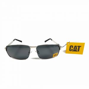 LENTES CAT MATT SILVER / SOLID SMOKE