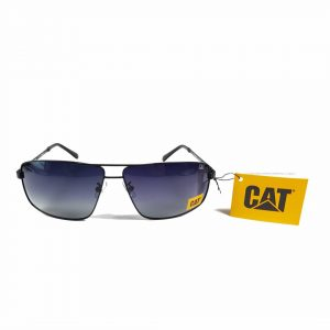 LENTES CAT MATTE BLACK / SMOKE GRAD