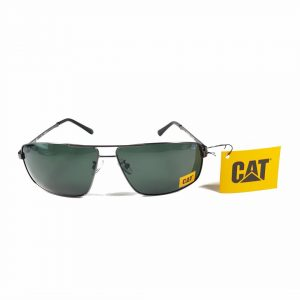 LENTES CAT MATTE GUN / SOLID GREEN