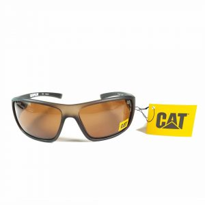 LENTES CAT MATTE BROWN CRYSTAL / SOLID BROWN