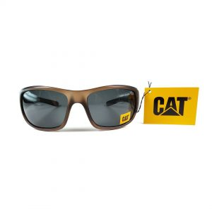 LENTES CAT MATTE BROWN / SOLID SMOKE